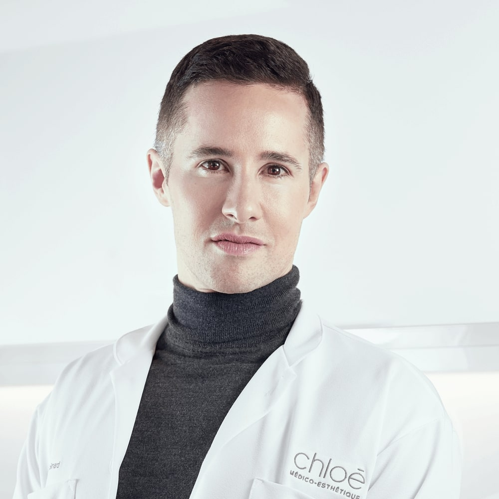 Dr Partick Simard, médecin esthétique à la Clinique Chloé médico esthétique